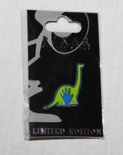 Disney Spot Pin Pixar Studios Store LE 400 Good Dinosaur Arlo Logo
