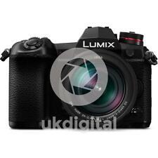 Panasonic Lumix G9 + Leica 12-60mm Lens kit (DC-G9LEB-K)
