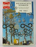 FAIR BNIB OO HO BUSCH 1059 GERMAN CHRISTMAS MARKET
