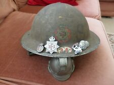 More details for w.w.2 london fire brigade collection rare items named