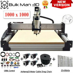 Newest 1010 Workbee CNC Router Machine Kit GRBL Controller CNC Engraving Machine