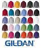 Gildan Heavy Blend Hooded 18500 Sweatshirt S-5XL (33 Colors) Gildan Soft Hoodie
