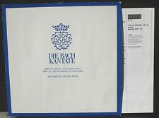 Bach Cantates 26 & 95 Rilling Auger Soffel Kraus Huttenlocher Heldwein