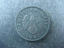 1 pfennig 1942J Germany KM# 97 Deutsch Allemagne Reichspfennig