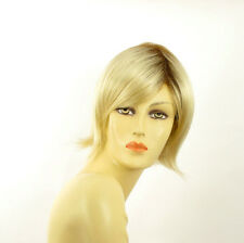 short wig for women very clear golden blond ref: MARINA ys PERUK