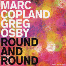 GREG OSBY/MARC COPLAND - ROUND AND ROUND NEW CD