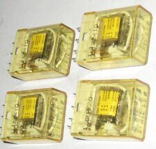 NEW IDEC RY2S-U RELAY set of 4 relays