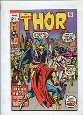 THOR #179 (7.5) LAST KIRBY ISSUE
