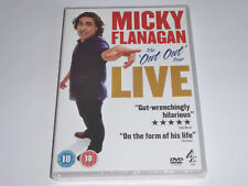 Mickey Flanagan - The Out Out Tour: Live - NEW / SEALED GENUINE UK DVD