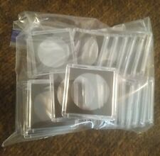 25 Guardhouse Tetra 2x2 Coin Holder Snap Capsule Dollar Size