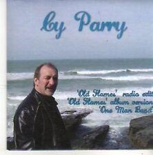 (BZ177) Cy Parry, Old Flames - 2009 DJ CD