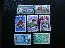 CONGO (brazzaville) - timbre - yt n°260 262 265 a 267 n** 263 264 n* (A7) stamp