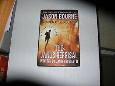 Robert Ludlum's (TM) the Janus Reprisal by Jamie Freveletti (2012) SIGNED FIRST