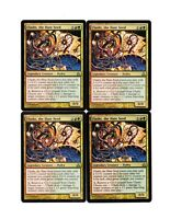 ULASHT, THE HATE SEED x4 4 4x Guildpact MTG Magic the Gathering Playset Lot