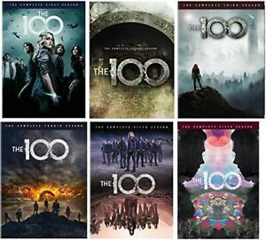 The 100 Hundred Season 1-6 Complete Collection Series DVD Box Set 1,2,3,4,5,6
