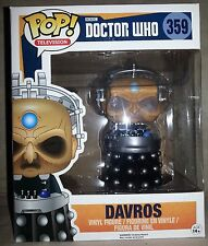 Doctor Who Davros 6-inch Oversized Pop Television #359 Vinyl Figure Funko