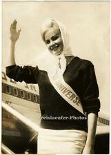 Marlene Schmidt, Miss Universe 61, Original-Photo from 1961