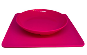 Twisty, Non Slip,Suction Dog/Cat Bowl & Mat, No Mess Or Spills,3 Sizes, FREE P&P