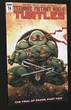 Teenage Mutant Ninja Turtles #74 Planet Awesome Variant TMNT