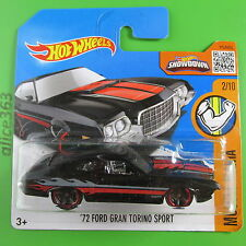 HOT WHEELS 2016 - ´72 Ford Gran Torino Sport - Muscle Mania - 122
