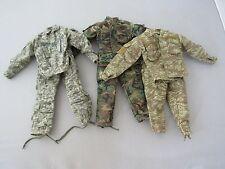 1/6 uniform lot us army