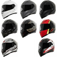 2020 Speed & Strength SS2100 Full Face Motorcycle Helmet - Pick Size/Color DOT