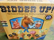 Bidder Up! - Ravensburger Games Board Game New!