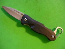 """NTSA LEATHERMAN 4"""" CLOSED LINER LOCK POCKET KNIFE #C33"""