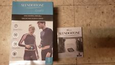 SLENDERTONE CoreFit Unisex Abdominal Toning Belt with replacement pads included
