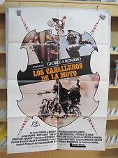 A288       LOS CABALLEROS DE LA MOTO. ED HARRIS, GARY LAHTI, TOM SAVINI, AMY ING