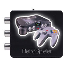 N64 Full HD Kit HDMI Konverter Nintendo 64 Controller Verlängerung Kabel Adapter