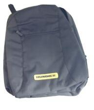 "Hummer 16"" x 13"" Notebook Backpack Color Black (New Other)."