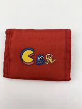 Vintage Pac Man Billfold 1980s Bi Fold Child's Wallet Jason Okabayashi Peoria AZ