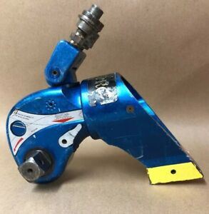 "HYTORC HY-3MXT Hydraulic Torque Wrench 1"" Inch Drive Bolting Tool MXT-3 #19002"