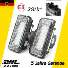 2x für Mercedes Benz C E CLS SLK Class W203 W219 W211 LED Kennzeichenbeleuchtung