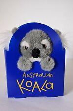 "New Australian Koala Aussie Cans Sydney, Australia Bush Mates Plush 6"""