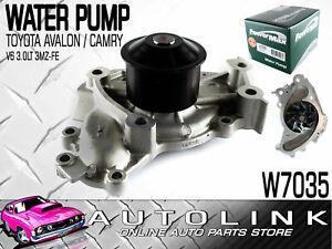 WATER PUMP FOR TOYOTA CAMRY MCV20R MCV36R 3.0lt V6 8/1997 - 7/2006
