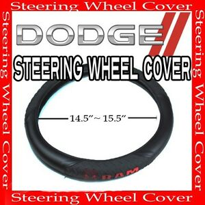 1PC  DODGE RAM  High Performance Steering Wheel Cover AAA+