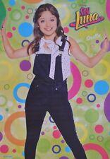 KAROL SEVILLA - A3 Poster (ca. 42 x 28 cm) - Soy Luna Clippings Fan Sammlung NEU