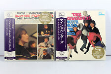 THE MINDBENDERS ~ JAPAN MINI LP CD, SHM-CD, LOT OF 2 ALBUMS, NUMBERED EDITION