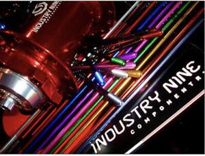 Industry Nine 27.5'' Spoke 278mm/2.9-2.7 Red