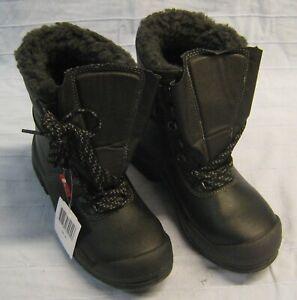 Winter-Stiefel zum Schnüren Größe 38 Arbeitsschuh Stiefel S3 schwarz