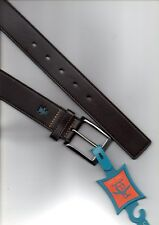 PENQUIN BLACK SIZE 34  DRESS BELT BRAND NEW  FREE UNITED KINGDOM. SHIPPING------