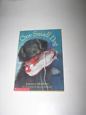 One Small Dog by Johanna Hurwitz pb 2001 chapter book 108 pages