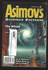 Asimov's Science Fiction September 2016