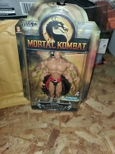 Mortal Kombat GORO Deception 2007 Figure Toyrocket Exclusive Jazwares