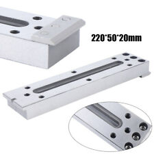 220x50x20mm Wire Edm Stainless Board Fasten Fixture Jig Tool Clamping & Leveling
