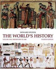 The World's History: Volume 1 (4th Edition), Spodek, Howard, Good Books