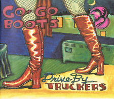 Drive-By Truckers-Digipak+ CD+ 24 Page Booklet- Go-Go Boots-2011 ATO Records
