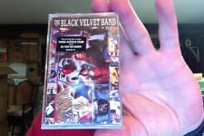 Black Velvet Band- When Justice Came- new/sealed cassette tape